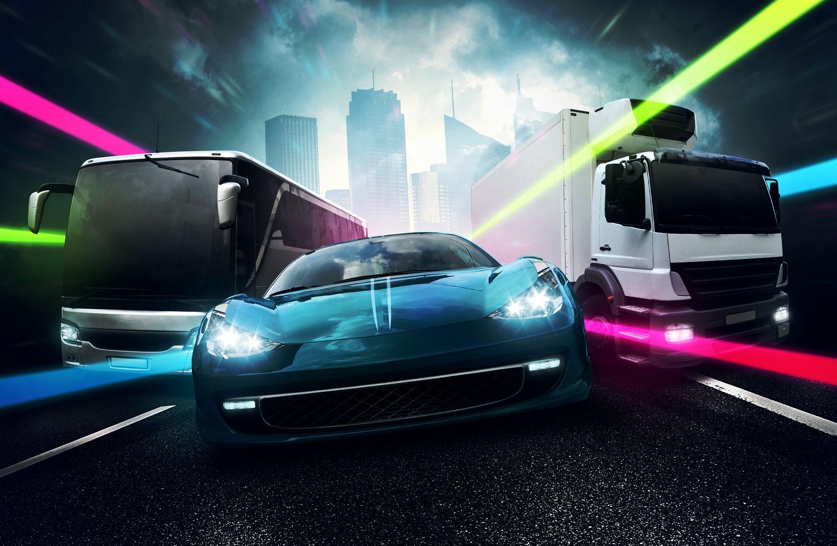 Oświetlenie w motoryzacji